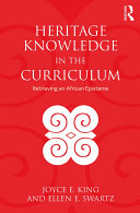 Pdf Heritage Knowledge in the Curriculum