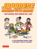 Japanese Cooking with Manga Pdf/ePub eBook