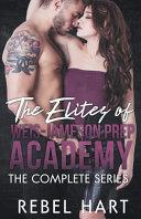 The Elites Of Weis Jameson Prep Academy Book