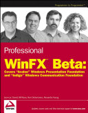 Professional WinFX Beta