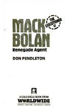 Pdf Renegade Agent