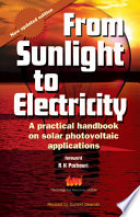 From Sunlight to Electricity Book