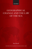 Geographical Change and the Law of the Sea
