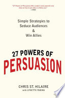 27 Powers of Persuasion