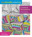 Zendoodle Coloring  Creative Sensations Book PDF