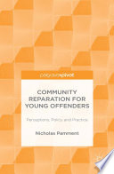 Community Reparation for Young Offenders
