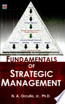 Fundamentals of Strategic Management' 2007 Ed.