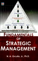 Fundamentals of Strategic Management' 2007 Ed.