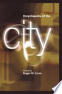 Encyclopedia of the City Book