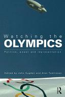Watching the Olympics Pdf/ePub eBook