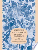 Science and Civilisation in China  Volume 5  Chemistry and Chemical Technology  Part 4  Spagyrical Discovery and Invention  Apparatus  Theories and Gifts