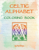 Celtic Alphabet Coloring Book