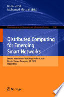 Distributed Computing for Emerging Smart Networks