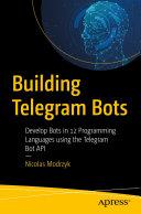 Pdf Building Telegram Bots Telecharger