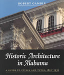 Historic Architecture in Alabama