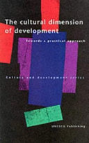 The Cultural Dimension of Development