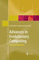 Advances in Evolutionary Computing
