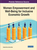 Women Empowerment and Well-Being for Inclusive Economic Growth Pdf/ePub eBook