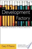 The Development Factory Book PDF