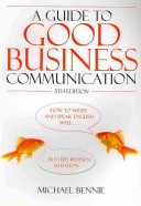 A Guide To Good Business Communication