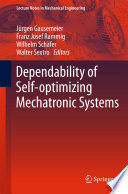 Dependability Of Self Optimizing Mechatronic Systems Book PDF