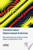 Transformation Optics based Antennas