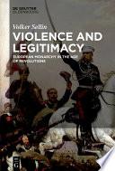 Violence and Legitimacy
