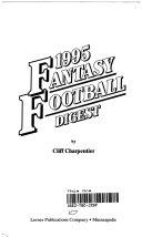 1995 Fantasy Football Digest