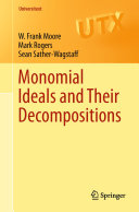 Monomial Ideals and Their Decompositions [Pdf/ePub] eBook