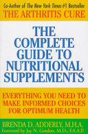 The Complete Guide to Nutritional Supplements