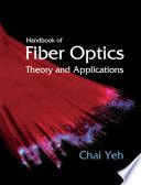 Handbook of Fiber Optics