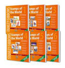 2018 Stamps Of The World 6 Volume Set