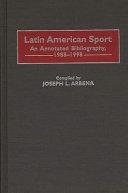 Latin American Sport