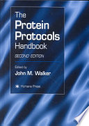 The Protein Protocols Handbook Book