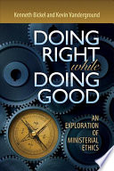 Doing Right While Doing Good