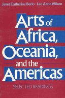 Arts of Africa, Oceania, and the Americas