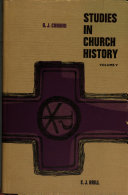 Studies in Church History Volume V