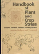 Handbook of Plant and Crop Stress  Second Edition