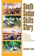 South Sudan Skills Story