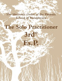 The Solo Practitioner 3rdº II