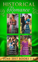 Historical Romance Collection: June 2017 Books 1 - 4