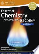 Essential Chemistry for Cambridge IGCSE®