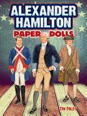 Alexander Hamilton Paperdolls