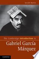 The Cambridge Introduction to Gabriel Garc  a M  rquez