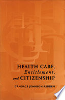 Health Care Entitlement And Citizenship