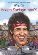 Who Is Bruce Springsteen? Pdf/ePub eBook