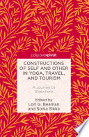 Constructions of Self and Other in Yoga  Travel  and Tourism