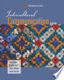 Intercultural Communication  A Reader