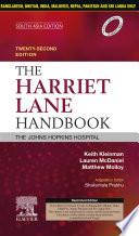 The Harriet Lane Handbook  22 Edition  South Asia Edition   E Book