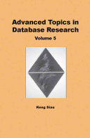 Advanced Topics In Database Research Book PDF